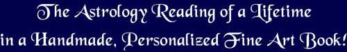 personalized book text header