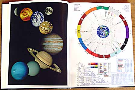 Your 212-page astrology-mythology-astronomy book